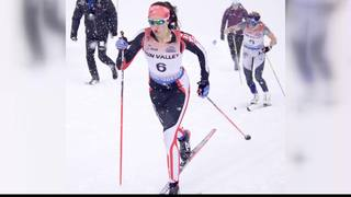 McCall teen trains for Winter Olympics