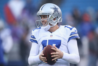 Kellen Moore Remaining with Cowboys