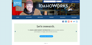 State owned IdahoWorks site hacked
