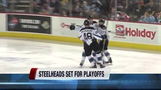 Steelheads set for the playoffs