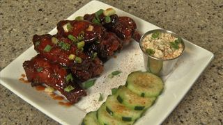 SYSCO KITCHEN: Bodacious Pig Smoked Wings