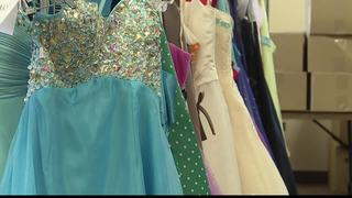 Cinderella's Closet makes prom more affordable