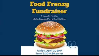 Food truck rally for Suicide Prevention Hotline