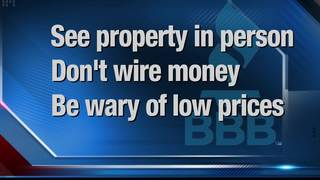 BBB: Don't fall for online rental scams