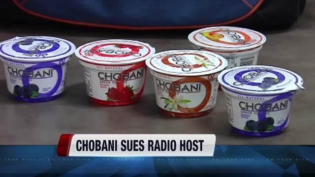 Chobani Yogurt Is Suing Conspiracy Theorist Alex Jones For Fake News Stories