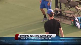 Broncos to host MW Championship
