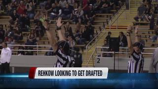 Vandal Specialist Rehkow looking to get drafted