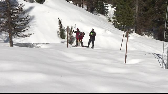 Snowpack highest it's been in over a decade