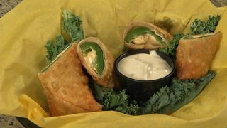 SYSCO KITCHEN: Jalapeno Egg Rolls from Breakaway