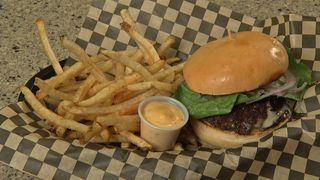 SYSCO KITCHEN: The Growler Special Burger