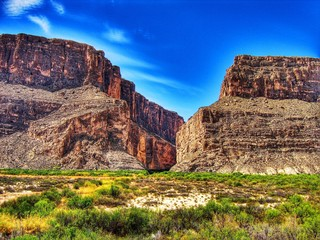 10 Least visited National Parks in the Lower 48
