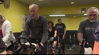 Cycling offers hope for people with Parkinson's