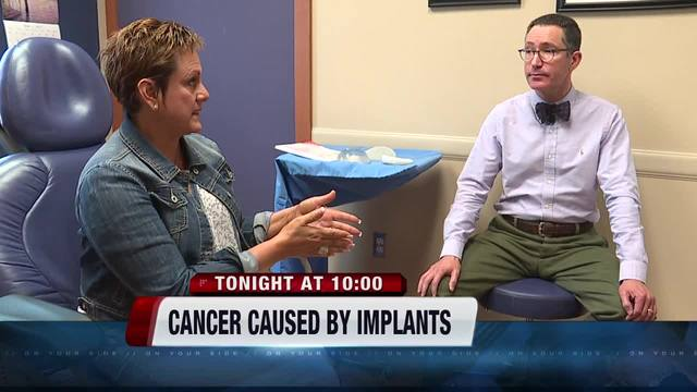 Caldwell mom's cancer caused by breast implants