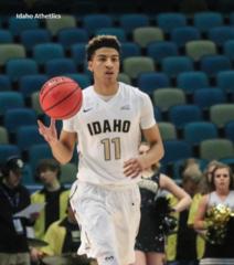 Victor Sanders returning to Idaho
