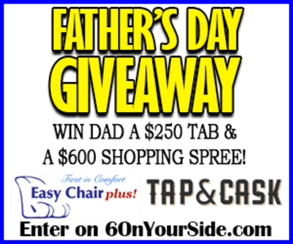 Father S Day Giveaway Win 600 From Easy Chair And A