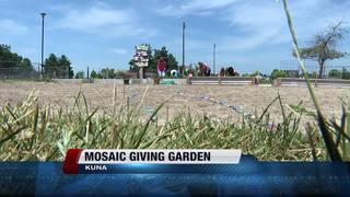 Kuna Giving Garden teaches lifelong lessons