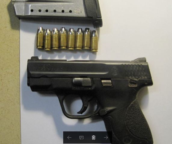 Two loaded guns seized at Boise Airport