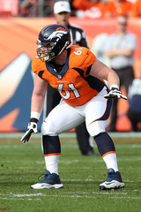 Former Bronco rated Top Center by PFF