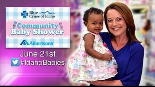 11th Annual Community Baby Shower underway