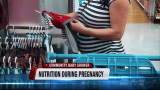 Nutrition for pregnant and nursing moms