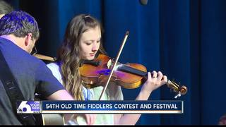 Weiser Fiddle Fest draws country's best fiddlers