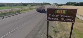 Vietnam veterans honored with new signs on I-84