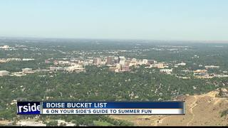 Boise Bucket List