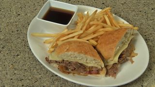 SYSCO KITCHEN: Serving up Brisket Sandwiches