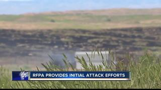 Idaho ranchers assist during fire season