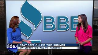 BBB: Watch out for fake WiFi networks