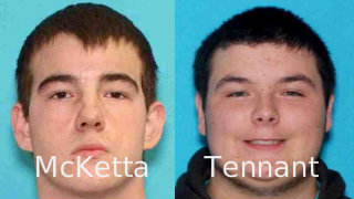 Two sought in connection with Latah homicide