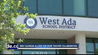 West Ada calendar allows more time for teachers