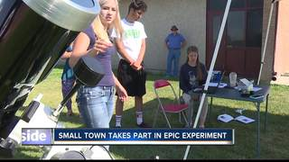 Small Idaho town recruited for epic experiment