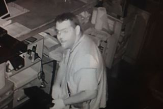 Police want to catch satchel-carrying burglar