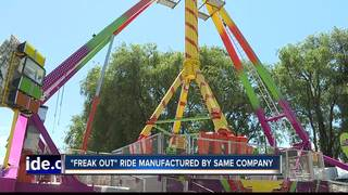 Carnival ride safety concerns arise at fair