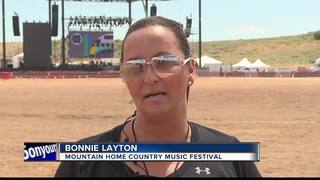 Mountain Home Country Festival kicks off Friday