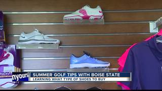 Summer Golf Tips #6 Buying the proper golf shoe
