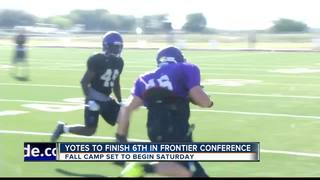 Yotes picked to finish 6th in preseason poll
