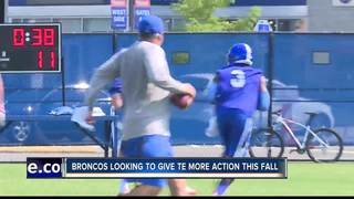 2nd Day Bronco Fall Camp News and Notes