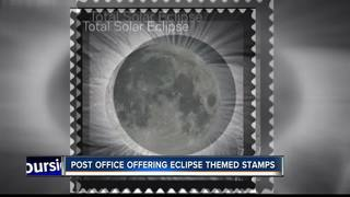 Post Offices offering special eclipse postmarks