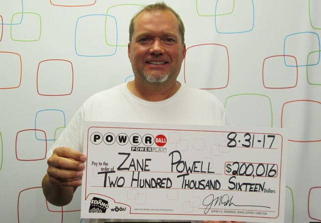 Rexburg Man Wins $200000 From Powerball Ticket Bought in Jerome