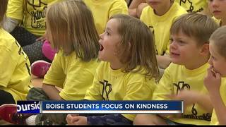 Liberty Elementary students focus on kindness