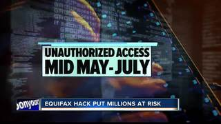 Equifax Hack Put Millions At Risk