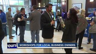 Hundreds attend Meridian Business Day