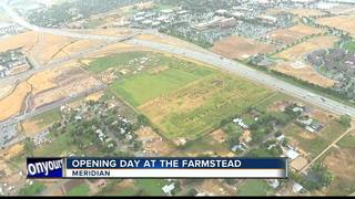 The Farmstead in Meridian opens for the season