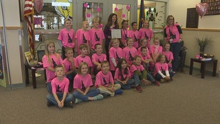 Nampa students donate over $1,300 to St. Luke's