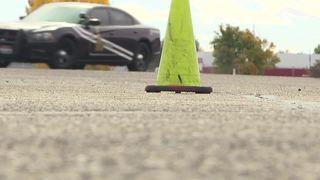 ISP recruits undergo driver training