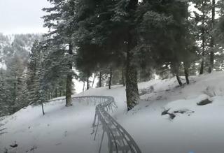 Bogus Basin's mountain coaster to open Friday