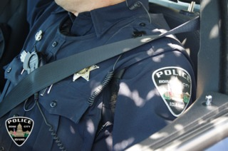 Police on the lookout for unrestrained drivers