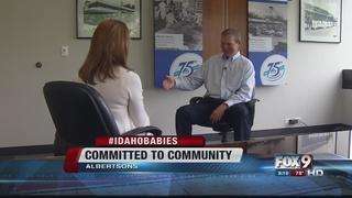 CBS: Albertsons President Brad Streets interview